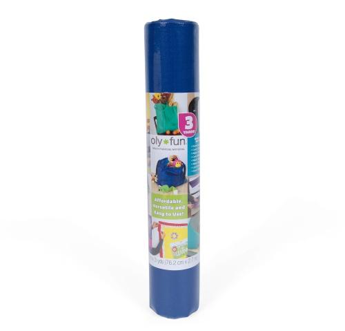 Oly-Fun –  Craft Fabric – Blueberry 30″ x 3 yd. – 4 pk.