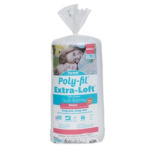 Poly-Fil Extra-Loft® Batting 45″ x 60″