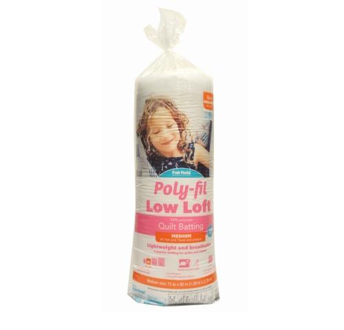 Poly-Fil Low-Loft® Batting 72″ x 90″