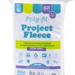 Poly-Fil® Project Fleece™ Batting 36″ X 45″