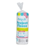 Poly-Fil® Project Fleece™ Batting 45″ x 60″