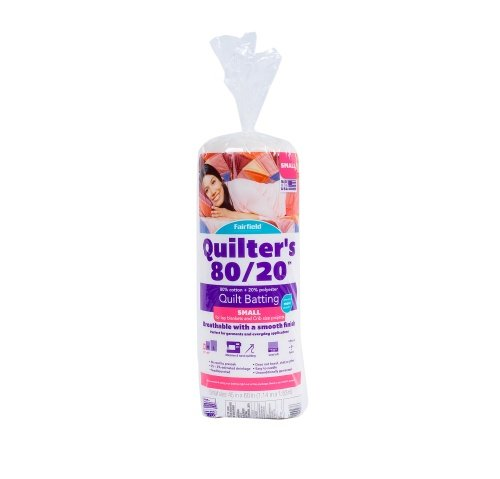 Quilters 80/20™ Batting 45″ x 60″