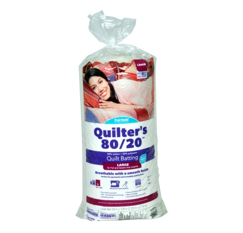 Quilters 80/20™ Batting  90″ X 108″