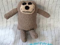Crochet Sarita Sloth Free Pattern By Underground Crafter