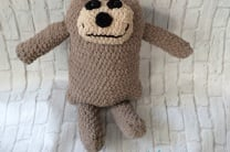 Crochet Sarita Sloth Pattern