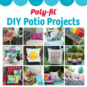 Poly-fil Patio Projects