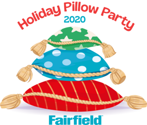 2020 Holiday Pillow Party