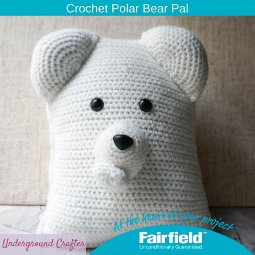 Crochet Polar Bear Pal