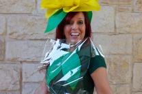 Oly-Fun Flower Costume